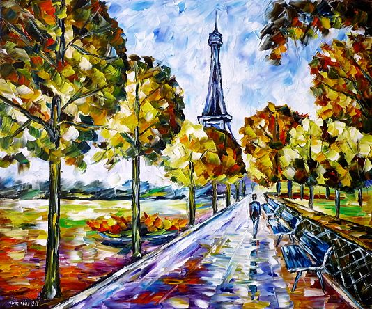 colorfulpark,parklandscape,parkway,parkstreet,parkroad,parkavenue,peopleabstract,parkabstract,autumntrees,manalone,walkingalone,parispainting,parislove,parislovers,francelovers,parisinautumn,parkinparis,gardeninparis,yellowautumn,yellowtrees,blueredyellowgreen,eiffeltower,eiffeltowerpainting,wetautumn,wetautumnstreet,cityscape,cityscene,cityscenery,lonelyday,lonelyman,treesabstract,landscapeabstract,peoplefrombehind,autumnlandscape,autumnpark,parkinautumn,parkwalk,awalkinthepark,autumnwalk,maninthepark,autumncolours,autumnmood,autumnlove,autumnpainting,colorfulautumn,paletteknifeoilpainting,modernart,impressionism,artdeco,abstractpainting,livelycolours,colorfulpainting,brightcolors,lightreflections,impastopainting,livingroomart,livingroompicture,livingroompainting