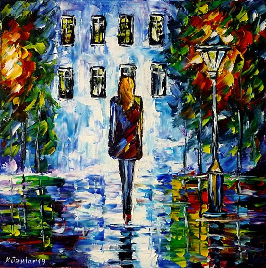 oilpainting,modern,impressionism,artdeco,abstractpainting,cityscene,cityatnight,womanalone,lonelywoman,citylife,nightlife,streetlamp,lantern,womanfrombehind,cityscape,womanatnight,walkingatnight,awalkatnight,walkingalone,cominghome,goinghome,cityhouses,lonelystreets,emptystreets,peoplepainting,citypainting,womanpainting,lonelynight,bluepainting,3dpaintings,3doilpaintings,3dpictures,3dimages,3dartworks,lively,colorful