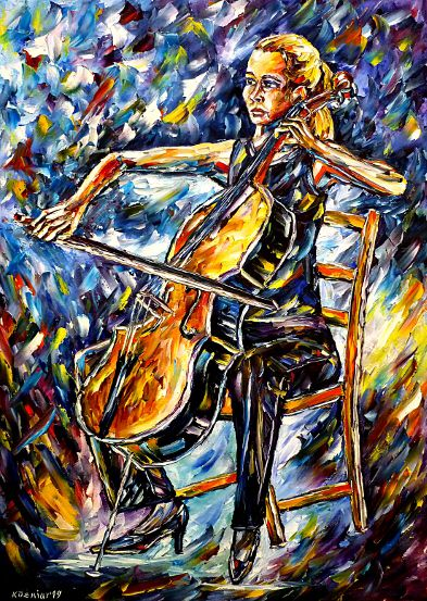 oilpainting,modern,impressionism,artdeco,abstractpainting,cello,girlplayingcello,womanplayingcello,musician,classical,celloplayer,orchestra,musicalinstrument,stringinstrument,bassviolin, violinist,violinplaying,violinplayer,peoplepainting,womanpainting,girlspainting,3dpainting,3doilpainting,3dpicture,3dimage,3dartwork,lively,colorful