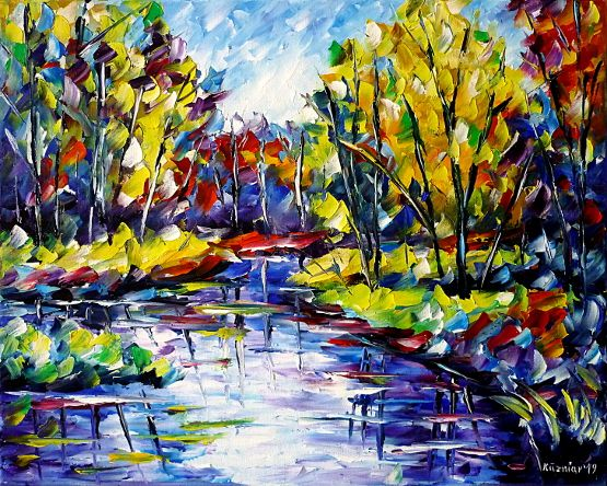 oilpainting,modern,impressionism,artdeco,abstractpainting,landscapepainting,lakescape,springfeelings,forestpainting,foreststream,springmood,springpainting,springlandscape,springforest,springcolors,springday,peacefulmood,peacefulday,calmday,quietday,waterreflections,recreation,relaxday,3dpainting,3doilpainting,3dpicture,3dimage,3dartwork,lively,colorful