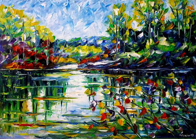 oilpainting,modern,impressionism,artdeco,abstractpainting,landscapepainting,lakescape,springfeelings,forestpainting,foreststream,springmood,springpainting,springlandscape,springforest,springcolors,springday,peacefulmood,peacefulday,calmday,quietday,recreation,relaxday,3dpainting,3doilpainting,3dpicture,3dimage,3dartwork,lively,colorful