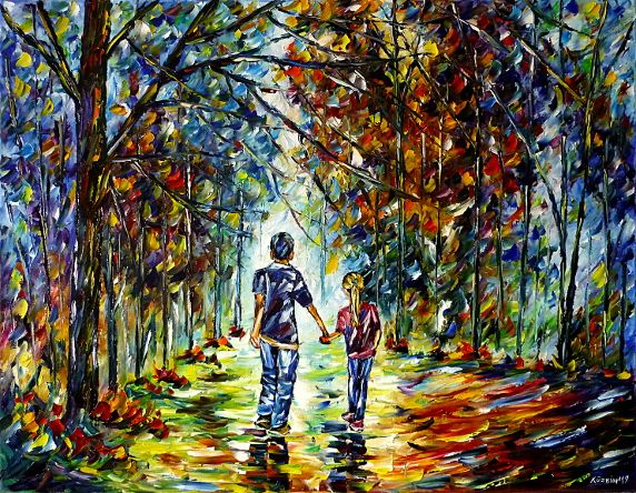 oilpainting,modern,impressionism,artdeco,abstractpainting,landscapepainting,forestlandscape,brotherandsister,siblings,littlesister,siblingslove,childrenlove,childreninthewoods,childreninthepark,childreninforest,holdingshands,childrenhandinhand,walkinginthewoods,walkinginthepark,childrenpainting,peoplepainting,girlpainting,3dpaintings,3doilpaintings,3dpictures,3dimages,3dartworks,lively,colorful