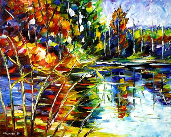 oilpainting,modern,impressionism,artdeco,abstractpainting,landscapepainting,forestpainting,lakescape,autumnlandscape,autumnlake,autumnpainting,autumnreflection,autumnforest,autumncolors,autumnday,lonelyday,autumnmood,peacefulmood,peacefulday,calmday,quietday,recreation,relaxday,3dpaintings,3doilpaintings,3dpictures,3dimages,3dartworks,lively,colorful