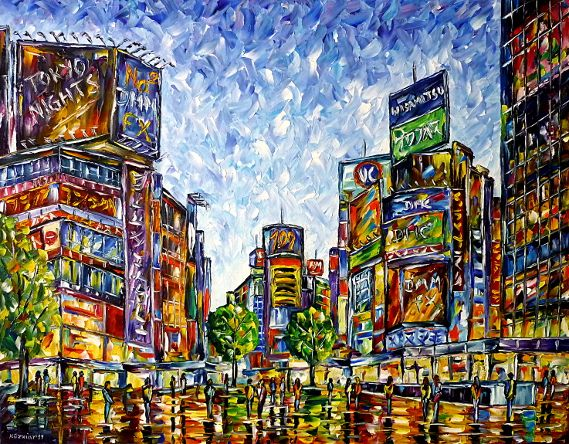 tokyopainting,cityadvertizing,citylights,oilpainting,modern,impressionism,artdeco,abstractpainting,japan,tokyoshibuya,honshu,yokohama,citylife,cityscene,cityscape,nightlife,tokyolife,citypainting,peoplepainting,happypeople,3dpainting,3doilpainting,3dpicture,3dimage,3dartwork,lively,colorful