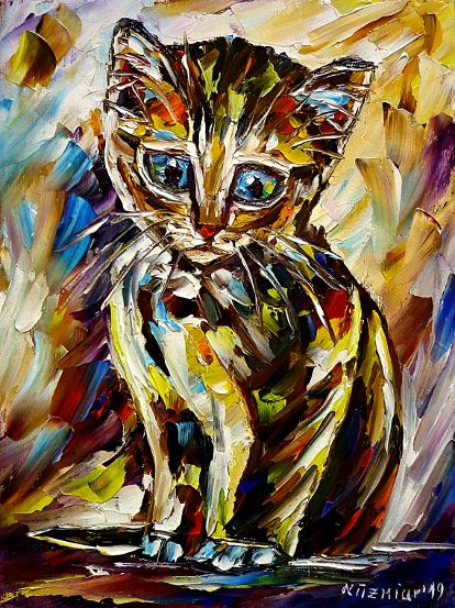 oilpainting,modern,impressionism,artdeco,abstractpainting,catpainting,animalpainting,kittenpainting,animallove,catlove,catlovers,catportrait,youngcat,youngkitten,kitty,kittenportrait,babycat,babykitten,lonelycat,lonelykitten,3dpainting,3doilpainting,3dpicture,3dimage,3dartwork,lively,colorful